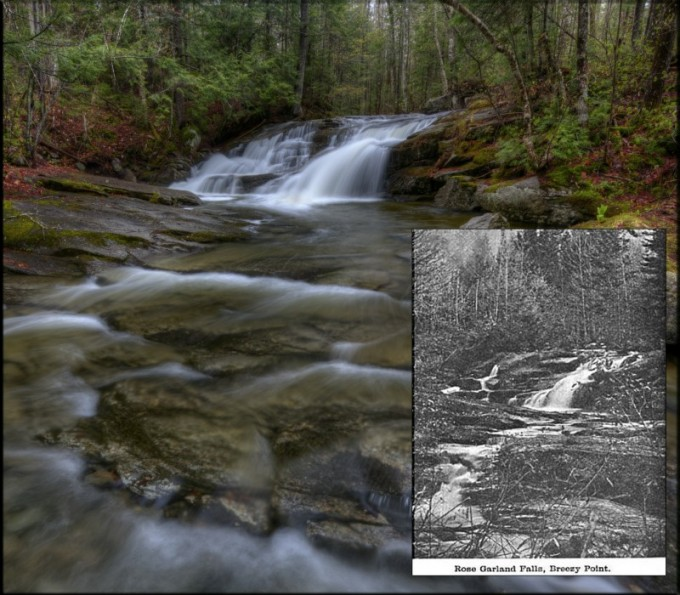 Waterfall Wanderings – Davis Brook and Beyond…. 06/09/2012