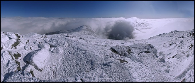 Winter Returns… The Skookumchuck Adventure 03/31/2009