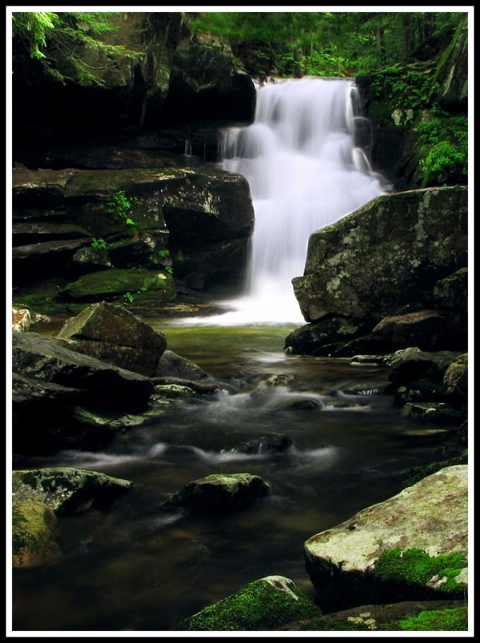 Rainy Days, Waterfalls, Fire and Brimstone – July 2, 2009